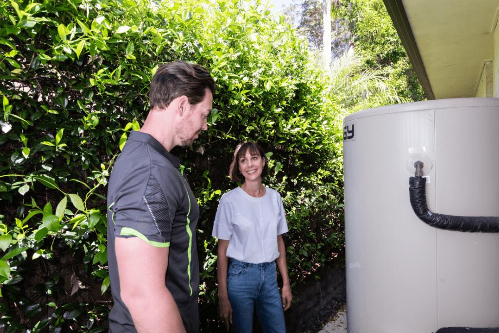 hot water system brisbane services