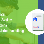 rinnai hot water system troubleshooting banner