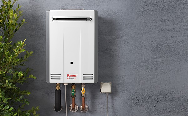 rinnai hot water system troubleshooting