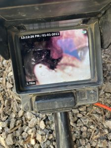 drain inspection camera tool