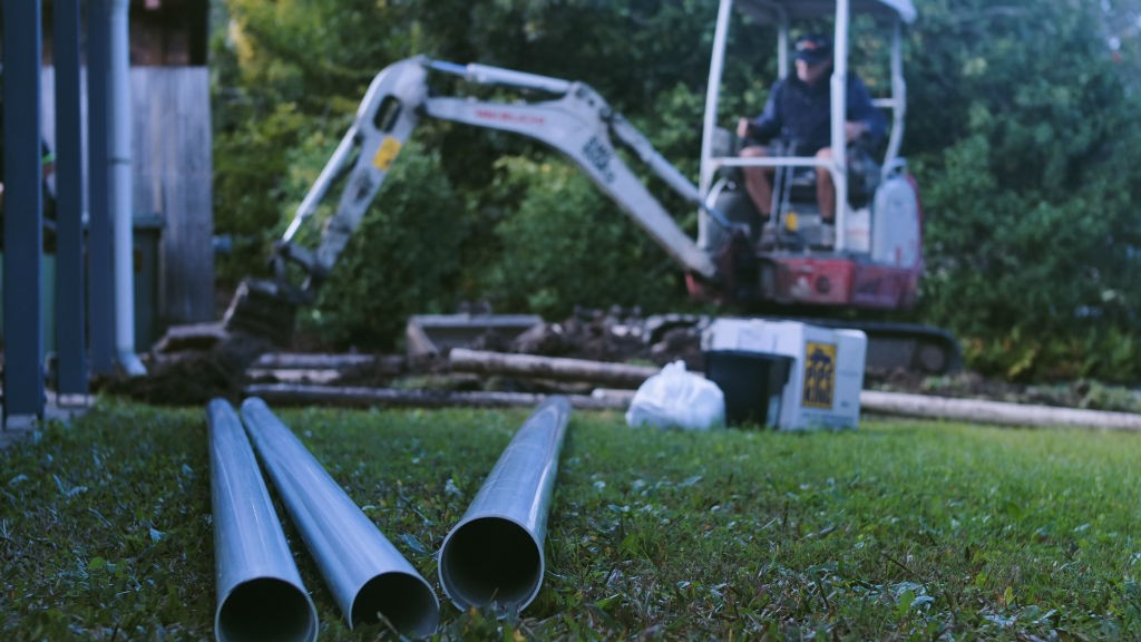 drainage solutions in brisbane